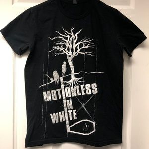 Motionless In White Tee